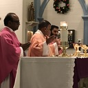 Blessing of Msgr. Patrizi Parish Hall photo album thumbnail 2