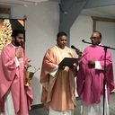 Blessing of Msgr. Patrizi Parish Hall photo album thumbnail 21