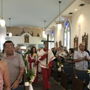 Blessing of Msgr. Vincent Patrizi Pastoral Center photo album thumbnail 3