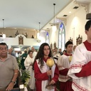 Blessing of Msgr. Vincent Patrizi Pastoral Center photo album thumbnail 4
