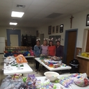 Easter Basket Donations to Catholic Charities photo album thumbnail 1